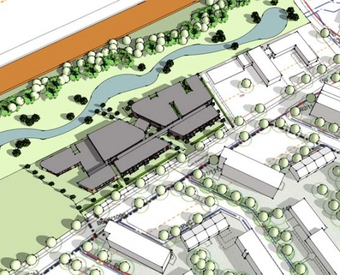 4. Projektentwicklung Gebäudekomplex