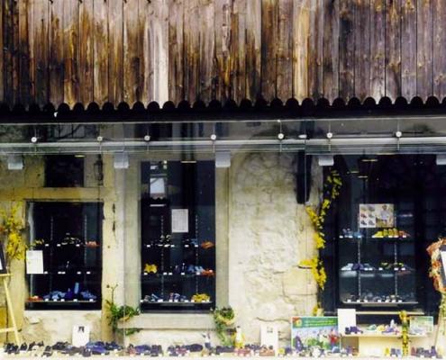 Schaufenster Gerberhaus